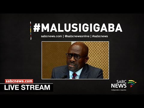 Malusi Gigaba appears before Parliament's Home Affairs Portfolio Committee
