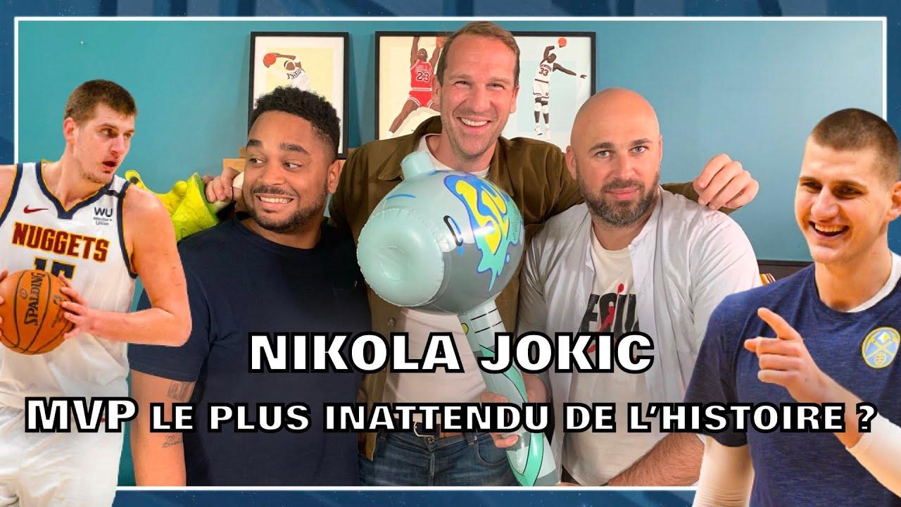 NIKOLA JOKIC : MVP LE PLUS INATTENDU DE L'HISTOIRE ?! NBA First Day Show 129