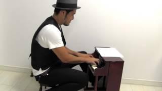 ピアノパフォーマー、トイピアニスト:ウーーノがシェーンハットのトイ...