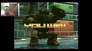 IRON KONG HENCE THE NAME OF KING KONG | ZOIDS Struggle PS2 Iron Kong Gameplay With Kouki Demon