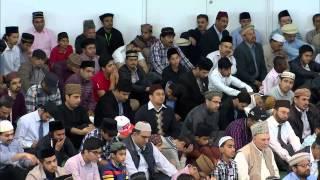 Friday Sermon: 31st July 2015 (Urdu)