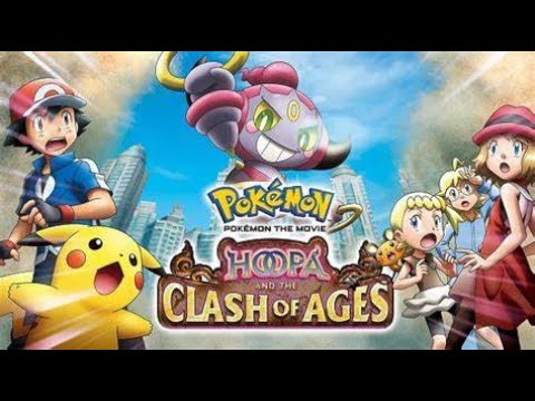 Pokemon Movie18 Hoopa And The Clash Of Ages Full Movie Download