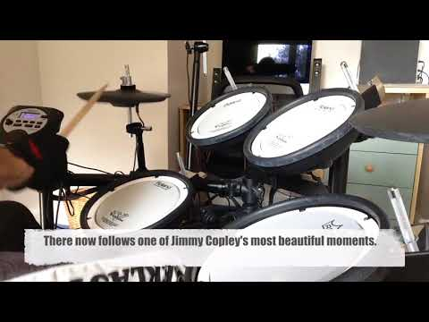 Go West - SOS - Drum Cover - Jimmy Copley tribute