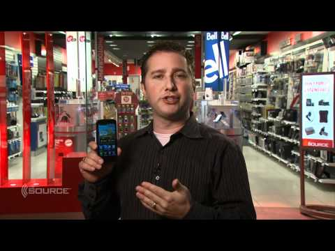 LG Optimus LTE with Tech Expert Marc Saltzman at The Source
