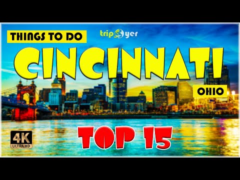 Cincinnati (Ohio) ᐈ Things to do || Best Places to Visit || Top Tourist Attractions ☑️