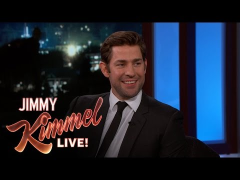 Thumbnail: John Krasinski Has Started Cooking for Emily Blunt