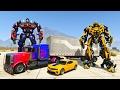 Transformers!! (gta 5 Mods) video