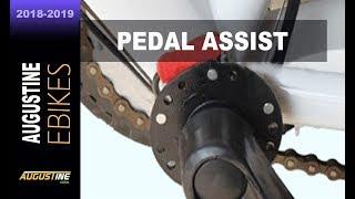 Pedal Assist Sensor Bafang Mid-Drive