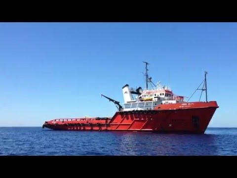 """Offshore AHTS """" ASSO ZEJT 1"""""""