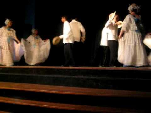 Baile tipicos de panama cumbia viva panama youtube