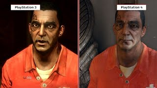 Dead Island Graphics Comparison PS4 vs. PS3