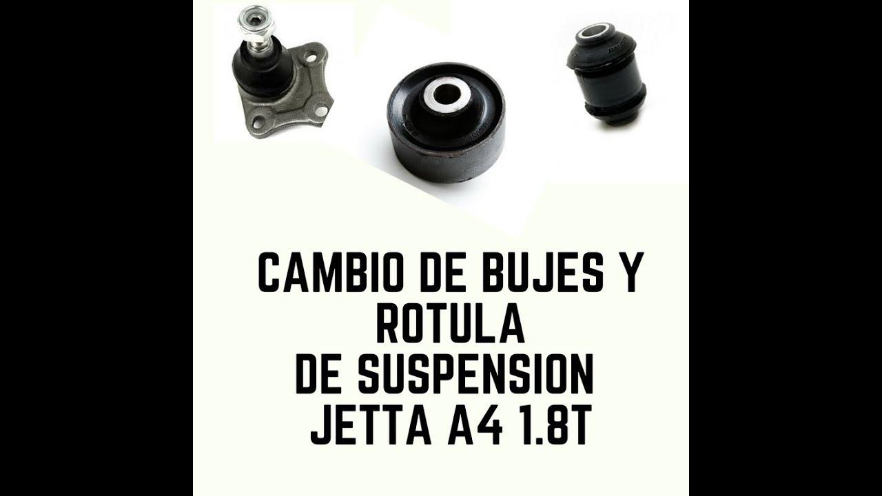 Cambio De Bujes Y Terminal De Suspensi U00f3n Jetta A4 1 8