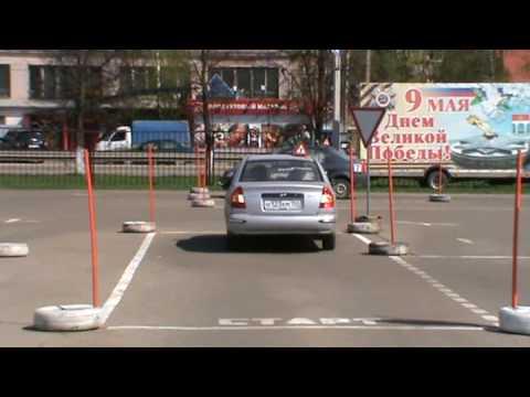 Автодром Мытищи.