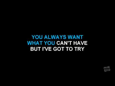 For You I Will (Confidence) in the style of Teddy Geiger karaoke video with lyrics