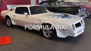 1976 Pontiac Formula