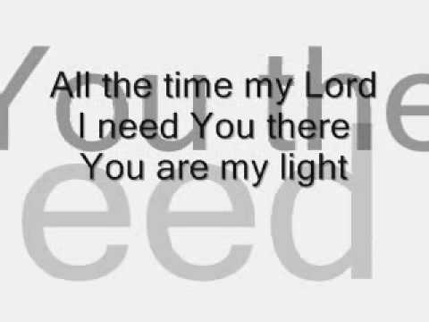 Lead me lord - Gary V. Lyrics!!!