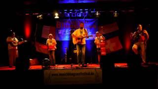 22 Munich Bluegrass Festival 2013 - Black Bottom Skiffle Group 1