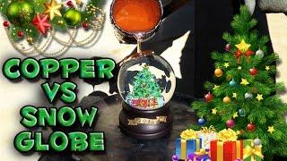 Molten Copper vs Snow Globe thumbnail