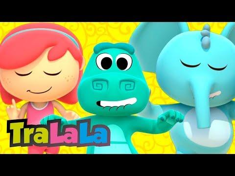 Cantec nou: Jocul cu animale - TraLaLa