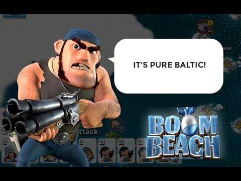 PRIVATE BULLET OP   BOOM BEACH
