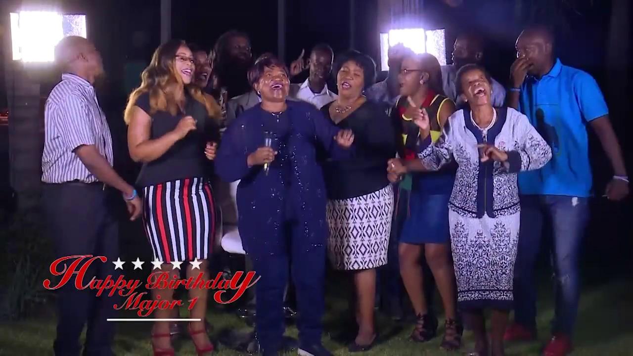 ECG Church Pretoria Celebrates The Birthday Of Major 1