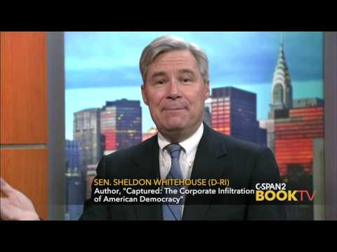 "After Words: Sen. Sheldon Whitehouse, ""Captured"""