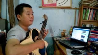 Tình nồng - guitar solo