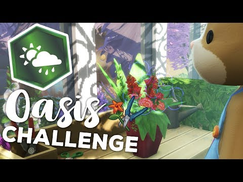Plant Stem Researcher & Timeless Bluebells!! 🌷🌞 SIMS 4: SEASONS • OASIS CHALLENGE • #18