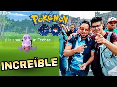 ¡CAPTURANDO FEEBAS SHINY! 🔥 INCREIBLE DÍA DE MISIONES DE FEEBAS POKEMON GO!! thumbnail