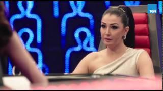 مصارحة حرة   Mosar7a 7orra - غادة عبدال رازق تفصح عن سبب رفضها قبلة الفنان هاني سلامة