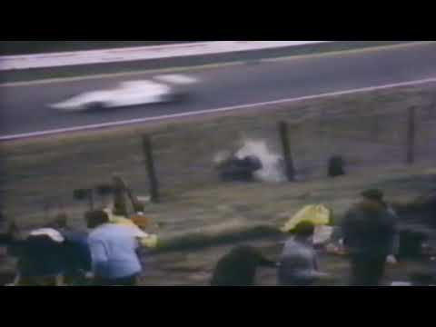 Near Fatal F2 Racing Crash - Manfred Winkelhock