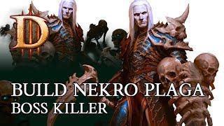 DIABLO 3 PL - BUILD NEKRO PLAGA BOSS KILLER - SEZON 14