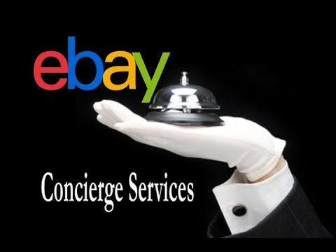 Ebay Concierge Service   MY STORY