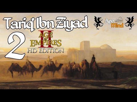 AoE II: The African Kingdoms - Tariq Ibn Ziyad 2: Subyugación y consolidación (difícil)(V. 4.4)