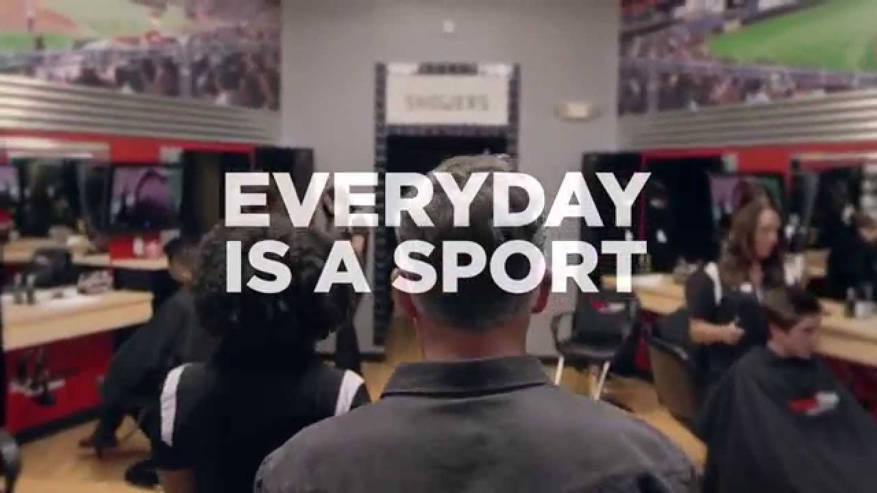 Sport Clips Winning Is A Mindset Youtube
