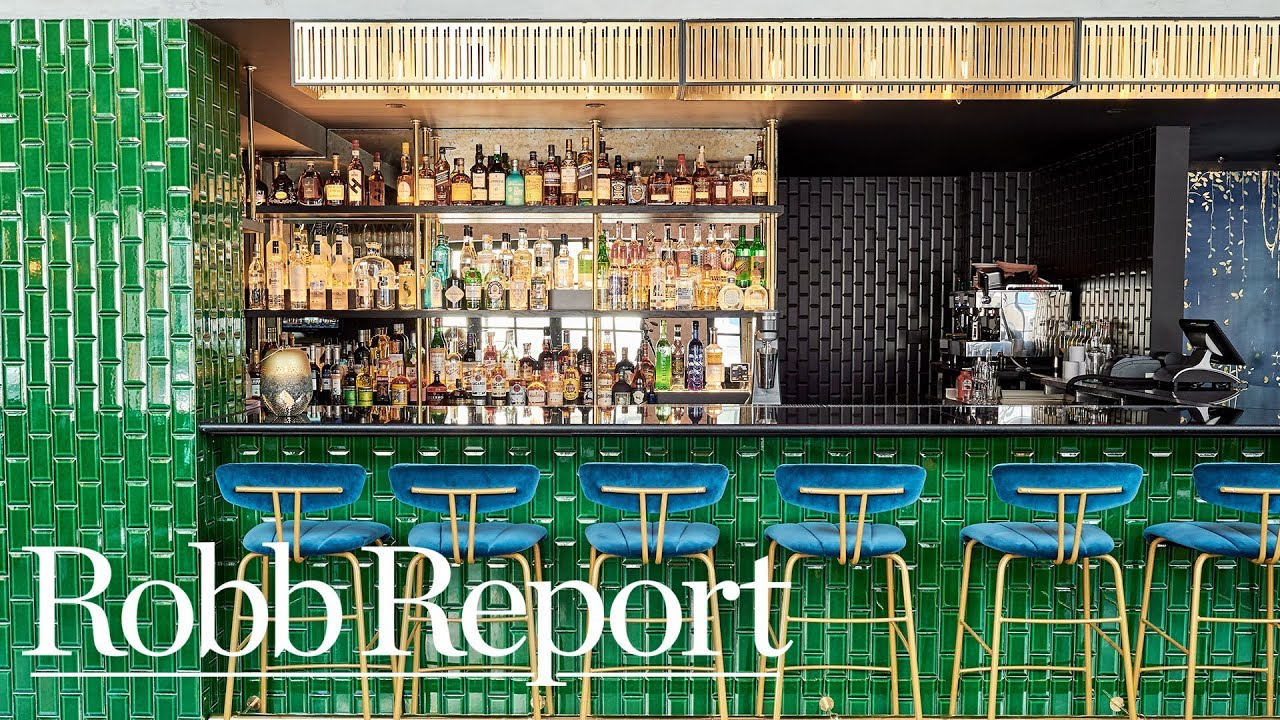 The Green Room is London's Best New Cocktail Hot Spot – Robb