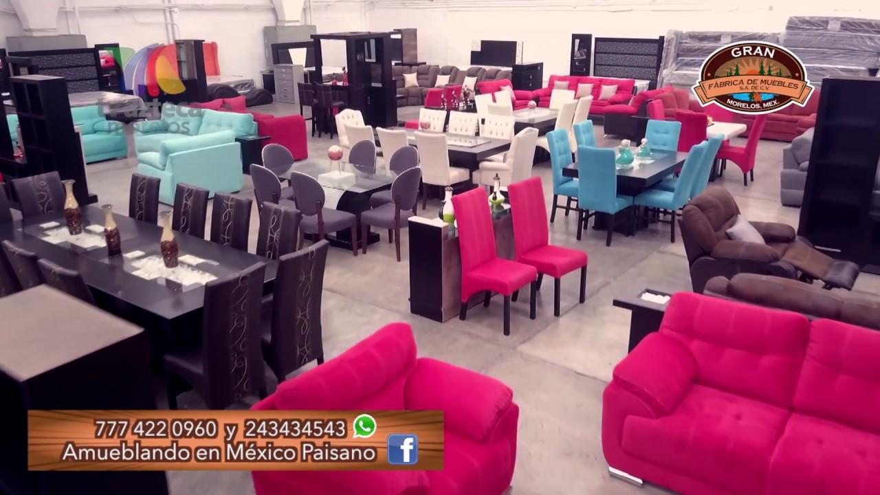 Gran Fábrica De Muebles En México | Venta De Mueble