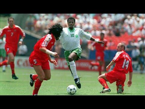 Uno dei gol più belli della storia dei mondiali  il gol di Saeed Al-Owairan (con SICKWOLF)