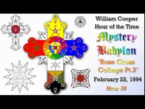 William Cooper - Mystery Babylon #38: Rose Cross College 2/3