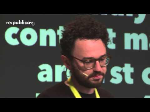 MEDIA CONVENTION Berlin 2015 - Igor Schwarzmann: Ein Plädoyer für eine Non-Profit Medienlandschaft on YouTube
