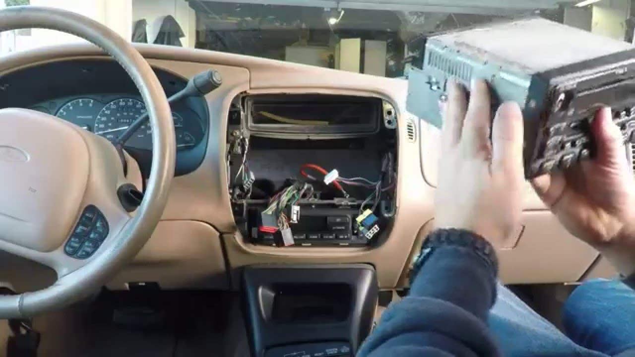 How To Fix Ford Radio Blank Screen
