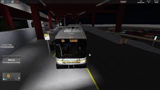 Roblox MBTA bus route 89 davis.