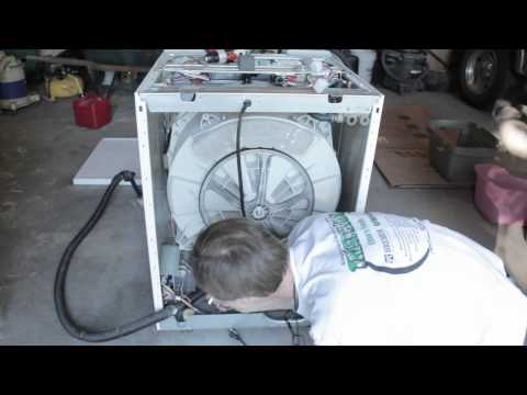 Broken Kenmore Front Loading Washing Machine Doovi