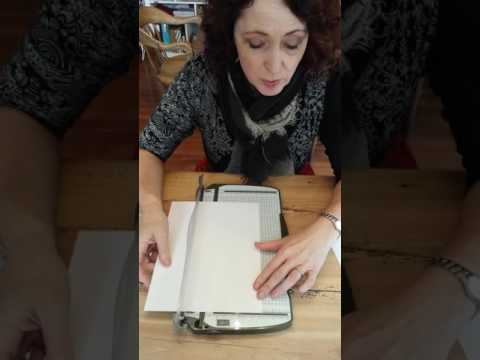 The best paper trimmer ever!