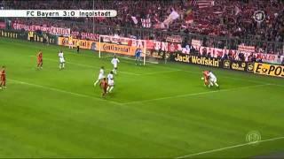 FC Bayern München |6:0| FC Ingolstadt 04 - Alle Tore