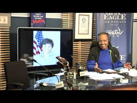 Senior Adviser Valerie Jarrett on the Madison Show