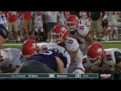 Southview vs. Fremont Ross High School Football