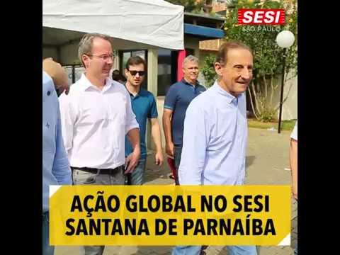 Paulo Skaf - Sesi Carapicuíba