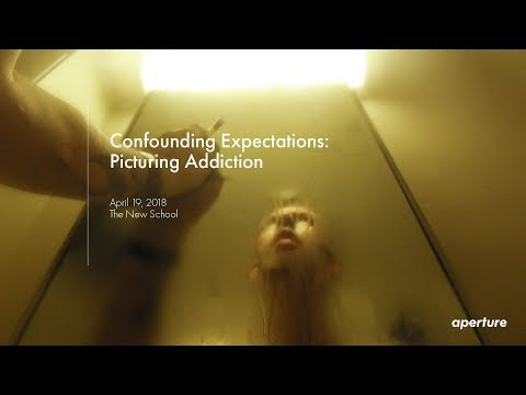 Confounding Expectations: Picturing Addiction