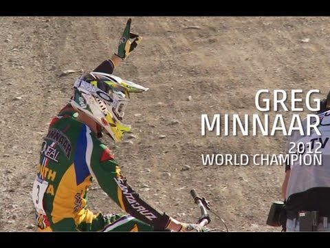 BIKESKILLS Instructor Greg Minnaar 2012 DH World Champion